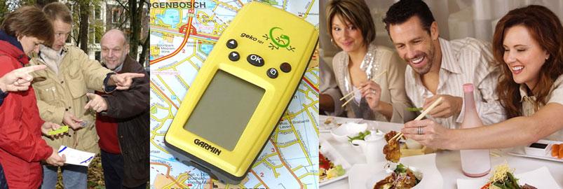 GPS Rallye Betriebsausflug